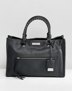 Мягкая сумка-тоут Carvela Rosa - Черный