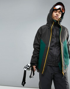 Лыжная куртка ONeill Galaxy II - Черный O`Neill