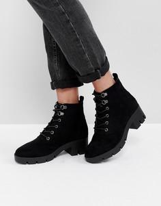 Походные ботинки ASOS REACTION - Черный