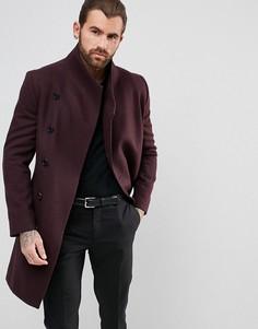Пальто с асимметричной застежкой на пуговицы Religion - Красный