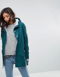 Непромокаемая куртка Rains - Зеленый