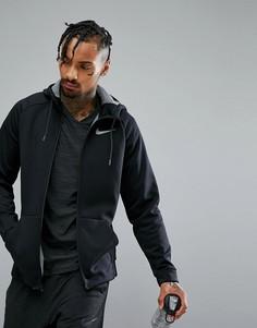 Черная куртка Nike Training Therma Sphere 860511-010 - Черный