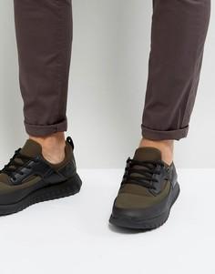Кроссовки карго Calvin Klein Rex - Зеленый