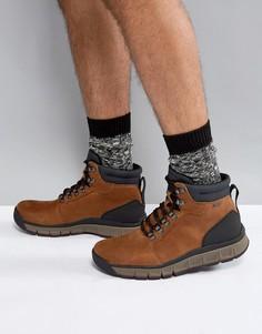 Походные ботинки Clarks Originals Edlund Lo - Рыжий