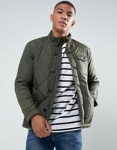 Стеганая куртка Jack & Jones Premium - Зеленый