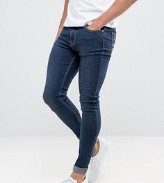 Обтягивающие джинсы Brooklyn Supply Co - Темно-синий