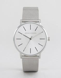 Часы Armani Exchange AX5535 - Серебряный