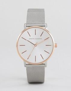 Часы Armani Exchange AX5537 - Серебряный