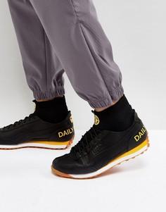 Черные кроссовки Puma x Daily Paper Easy Rider 36454801 - Черный