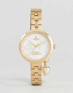 Часы Vivienne Westwood VV139SLGD - Золотой
