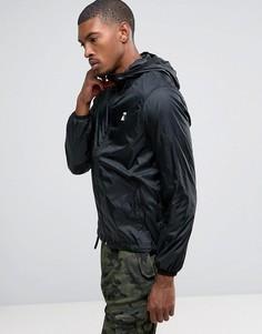 Легкая куртка с капюшоном Poler Breaker - Черный