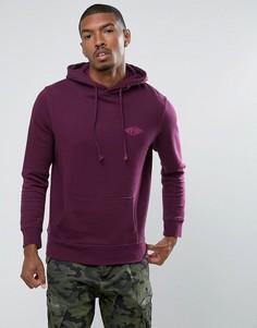 Худи с логотипом и принтом Camp Vibes Poler - Фиолетовый
