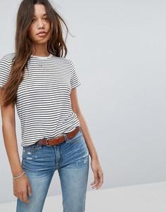 Свободная футболка Abercrombie & Fitch - Мульти