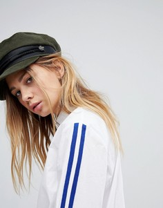 Шляпа цвета хаки ASOS - Зеленый