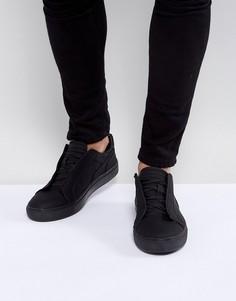 Черные кроссовки Steve Madden Devide - Черный