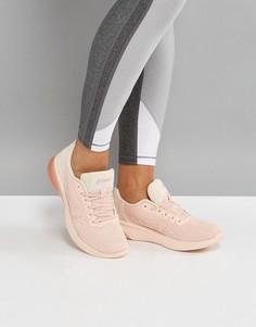 Кроссовки кремового цвета для бега Asics Kenun - Кремовый