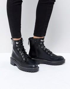 Ботинки Blink - Черный