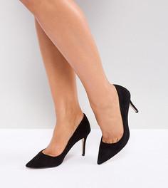 Туфли-лодочки для широкой стопы Dune Aurrora - Черный