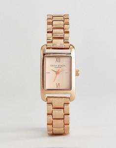 Золотисто-розовые наручные часы Daisy Dixon - Золотой