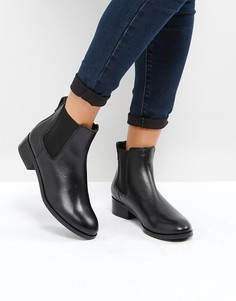 Кожаные ботинки челси ALDO - Черный