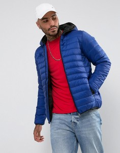 Спортивная куртка на молнии Kappa Bacrio - Синий