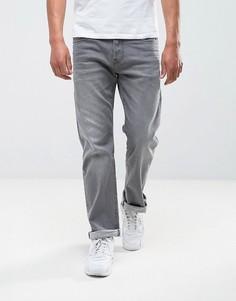 Свободные выбеленные джинсы G-Star 3301 - Синий