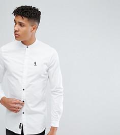 Рубашка с воротником на пуговицах Religion TALL - Белый