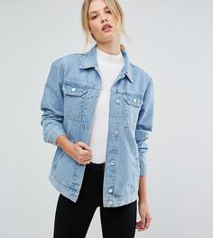 Джинсовая куртка ASOS TALL - Синий