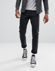 Черные узкие джинсы Dr Denim - Черный