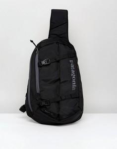 Черная сумка Patagonia Atom - 8 л - Черный