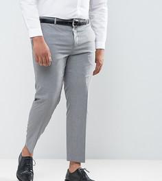 Серые узкие брюки River Island PLUS - Серый