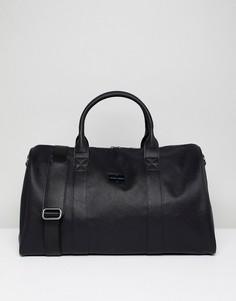 Черная сумка Peter Werth - Черный
