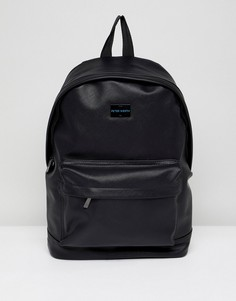 Черный рюкзак Peter Werth - Черный