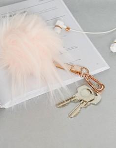 Брелок для ключей с помпоном Skinnydip - Мульти