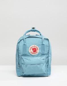 Голубой рюкзак Fjallraven Kanken - Синий
