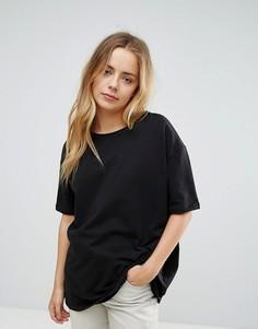 Oversize-футболка Vero Moda - Черный