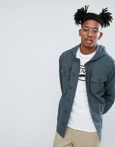 Пальто с 4 карманами Vans - Серый