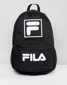 Черный рюкзак Fila Alberto - Черный