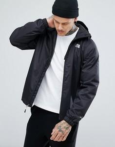 Черная легкая непромокаемая куртка The North Face Quest - Черный