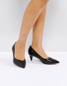Туфли на каблуке-рюмочка ASOS SALSA - Черный