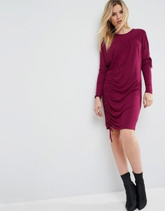Платье-футболка ASOS - Красный
