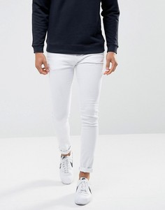 Белые джинсы скинни Waven - Белый