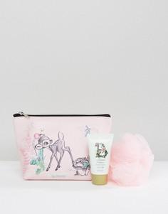 Подарочный набор для ухода за телом в косметичке с принтом Бэмби - Мульти Beauty Extras