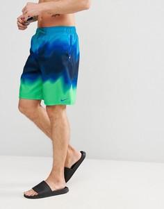 Пляжные шорты Nike - Синий