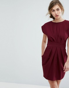 Платье-тюльпан Closet London - Красный