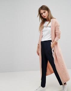 Длинный кардиган Vero Moda - Розовый