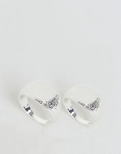 Кольца-печатки Pieces - Серебряный