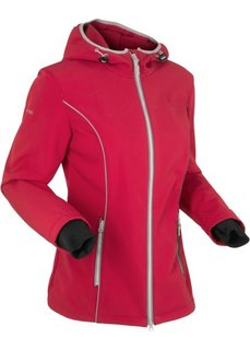 Куртка-софтшелл (темно-красный) Bonprix