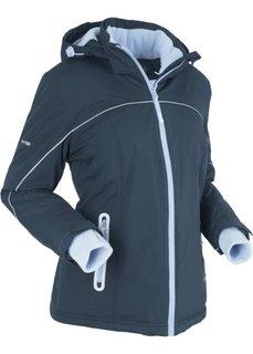 Функциональная куртка для активного отдыха, на подкладке (темно-синий) Bonprix