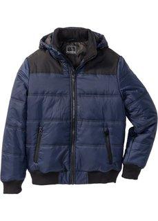 Зимняя куртка Regular Fit (темно-синий) Bonprix